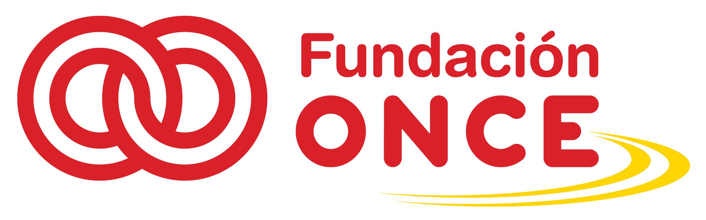 Logotipo Fundación ONCE alargado