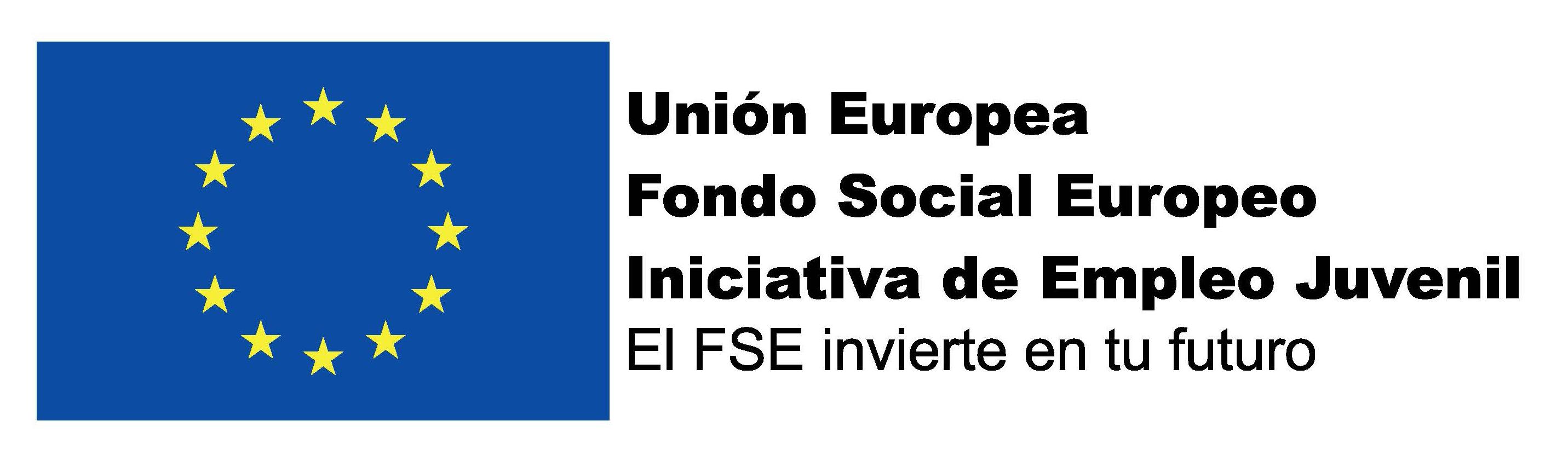 Logo FSE Garantía Juvenil