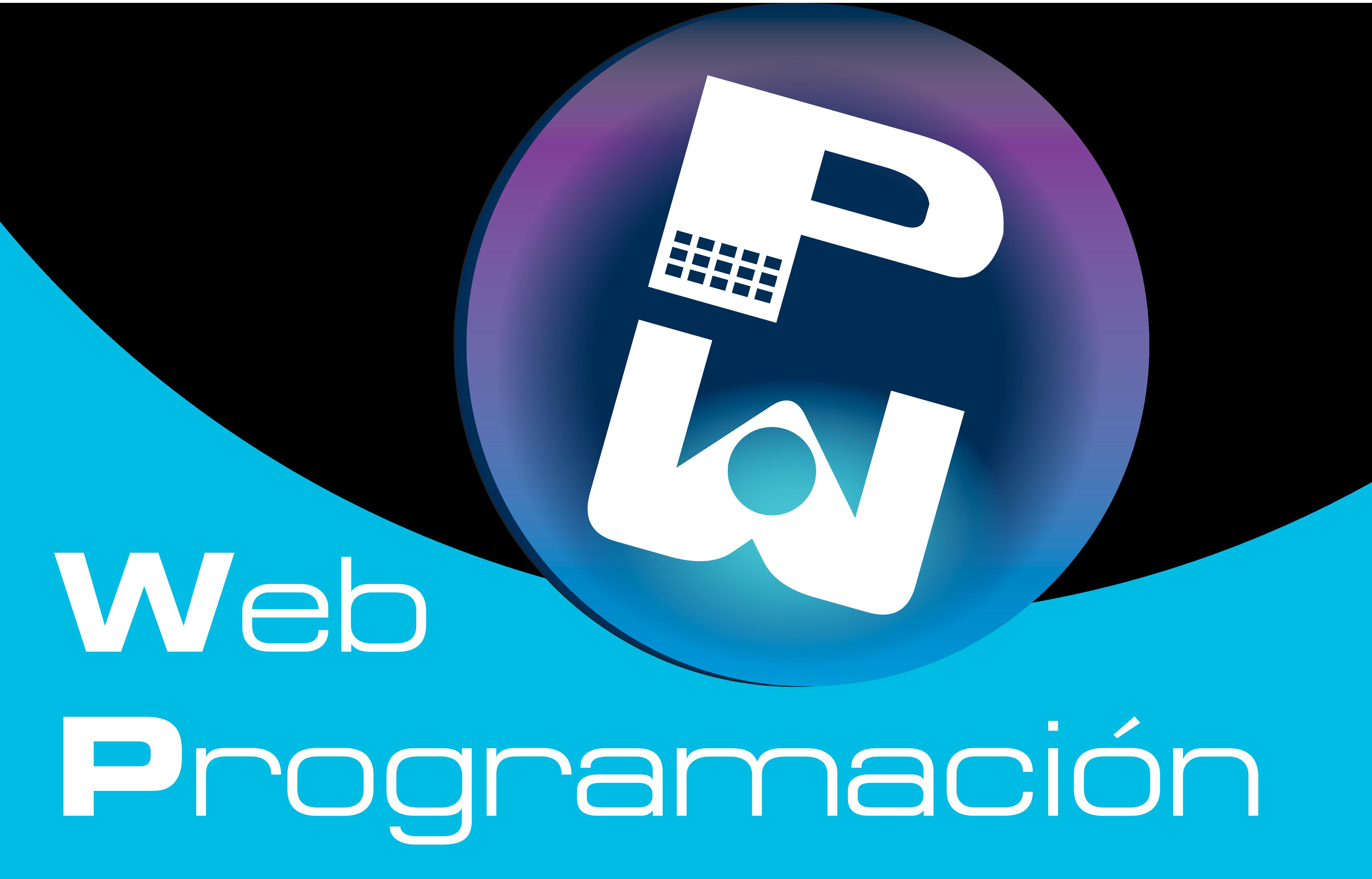 Logo Webprogramación