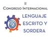 Imagen decorativa de II Congreso Internacional Lenguaje Escrito y Sordera. Enfoques teóricos y derivaciones prácticas. 20 años después.