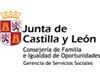 Logo Gerencia de Servicios Sociales JCYL