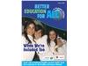 Cubierta del informe de Inclusión Inglés