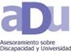 Logo del ADU