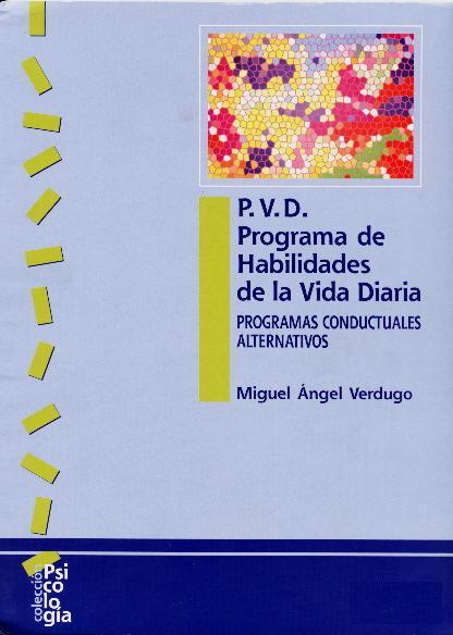 Pvd Programa De Habilidades De La Vida Diaria Inico