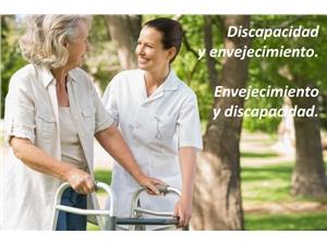 Imagen de discapacidad y envejecimiento
