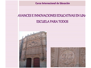 Imagen Innovación Educativa 2013