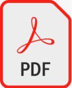 indicador de archivo en formato pdf