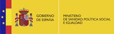 Logotipo del Ministerio de Sanidad, Política Social e Igualdad