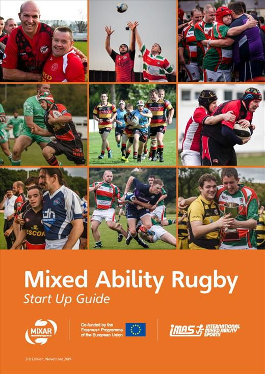 Mixed Ability Rugby Guide MIXAR
